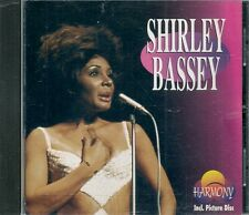 CD COMPIL 12 TITRES--SHIRLEY BASSEY--SHIRLEY BASSEY...