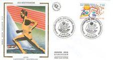 FDC - FRANCE 2795 - JEUX MEDITERRANEENS 1993