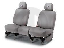06-10 Dodge Ram 2500 3500 40 20 40 Bench Seat Mist Gray Front Seat Covers MOPAR