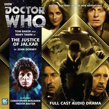 DOCTOR WHO Big Finish Audio CD Tom Baker 4th Doctor 2.4 THE JUSTICE OF JALXAR