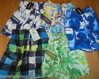Quiksilver swim shorts boy 7-8 9-10 11-12 15-16 y BNWT beach swimming