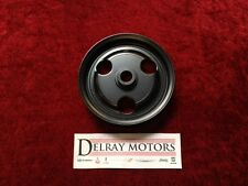 POWER STEERING PULLEY FORD F-250/350/450/550 SD FORD EXCURSION 7.3L OEM NEW!