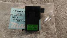 MAKITA SWITCH BHS630 BUC250RD BSS610 LS800D 650631-1 651956-6