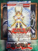 Yugioh! Light Of Destruction - 1st Edition Booster Pack - Guaranteed Unweighted!