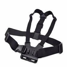 Elastic Chest Strap Belt Mount Harness For GoPro Hero 2 3 3+ 4 5 SJ4000 Camera