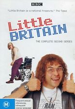 Little Britain - Season 2 - Very Good - Region 4 - Aust Seller