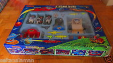 VINTAGE RARE GREEK PYROPLAST AIRGAM BOYS SPAIN - SPACE - SET MIB