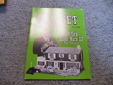 PFPC #55 June 1998 Inside Marx III, Marx Canada playsets Fort York etc
