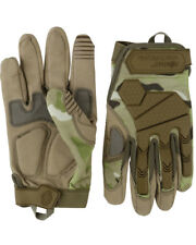 ALPHA TACTICAL PATROL GLOVES IN MULTICAM  - ARMY, MILITARY, AIRSOFT, CADETS