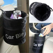 Wastebasket / Trash can Litter Container Car Auto Rv Pop Up Garbage Bin/Bag