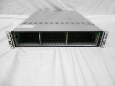 SuperMicro Storage Server 24 Bay 2026TT-DLRF 2x X8DTT-HEF+ 2x E5620 Twin CSE-217
