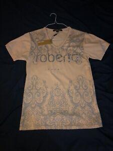 Roberto Cavalli Mens T-Shirt