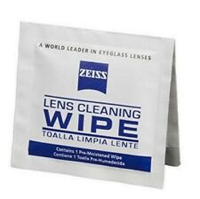 50pcs ZEISS Lens Glasses Screen Cleaning Wipe