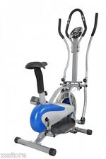 Lifeline exercise cardio fitness bike cycle orbitrek steel wheel with pulse >>>>