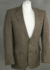 "AQUASCUTUM Woven 100% Wool BLAZER / TAILORED JACKET Size 36 REG - 36"" Chest"