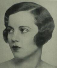 Lady Loughborough Sheila Margaret MacKellar Chisholm Milbanke 1928 Photo Article