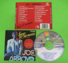 CD JOE ARROYO Fuego En Mi Mente 1989 France SONODISC CD70035 no lp dvd (XS12)