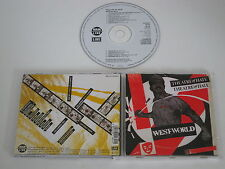 THEATRE OF HATE/WESTWORLD(MAIN LINE MLCD 9.01184 L) CD ALBUM