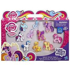 My Little Pony Twilight Sparkle Cutie Friendship is Magic Collection,10 Figures