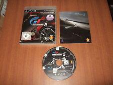Gran Turismo 5 für Sony Playstation 3 / PS3