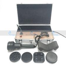 Portable G5 vibrating body shaping machine 5 heads vibration massage fat reduce