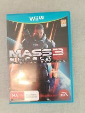 Mass Effect 3 Special Edition Wii U - Good Condition