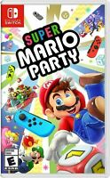 Super Mario Party Nintendo Switch Brand New Sealed