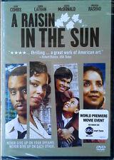 A RAISIN IN THE SUN - PHYLICIA RASHAD, DIDDY, AUDRA McDONALD - SEALED DVD