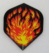 """Ruthless Power Max Super Strong Dart Flights """"Flames"""""""