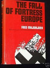 The Fall of Fortress Europe,  WW2 Fred Majdalany, 1969-1st, Second World War
