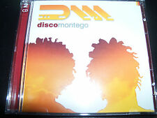 Disco Montego Limited Edition (Australia) 2 CD With Remixes Disc