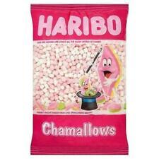 Mini Mallows Marshmallows, 1kg Retro Sweets PINK AND WHITE  HARIBO COFFEE SHOP