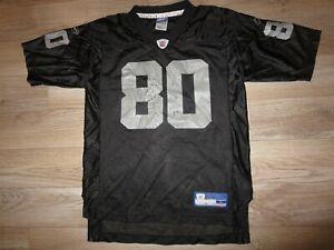Jerry Rice #80 Las Vegas Oakland Raiders NFL Jersey Youth L 14-16 child
