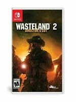 Wasteland 2 for Nintendo Switch [New Video Game]
