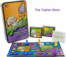 Totally Gross Card Game Tin - Full Game Travel - The Game of Science Complete