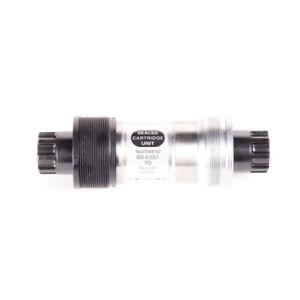 Shimano BB-ES51 Bottom Bracket Octalink V2 70 x 113mm Silver