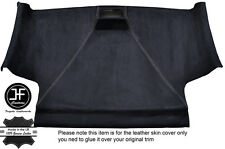 GREY STITCH FRONT ROOF HEADLINING PU SUEDE COVER FITS VW CADDY MK3 05-15