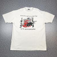 1998 Vintage COMMUNITY COLLEGE Mens T Shirt Large | Single Stitch
