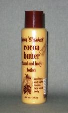 QUEEN ELISABETH Cocoa Butter hand and body lotion - 400 ml