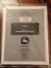 John Deere Operators Manual for 17P Utility Cart (Omm156786 K9)