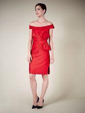 Patternless Short Sleeve Formal Cocktail Dresses for Women