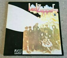 LED ZEPPELIN II GATEFOLD VINYL ALBUM 1971 PRESSING INC MISPRINTS LOOKS UNPLAYED