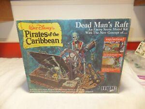 MPC Pirates Of The Caribbean Dead Man's Raft 1-5005 1970 Version