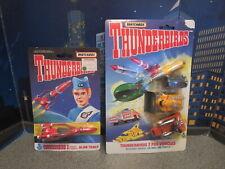 MATCHBOX THUNDERBIRDS 3 AND 2 POD VEHICLES-FIREFLY-RECOVERY-THE MOLE VHTF