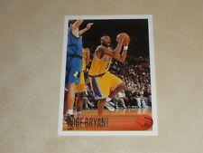 1996-97 Topps Basketball #138 Kobe Bryant Rookie RC