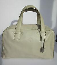 Lisa Wilson Australia Accessories Beige Leather Handbag 2009 Near New Condition