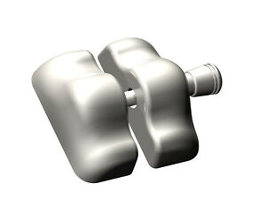 Magnetic Gate Latch (Side Pull) - Steinless Steel 316 -- Mirror Finish