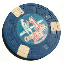 New listing Commercial Hotel Casino Chip $1 - Elko Nevada