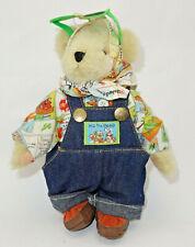 1998 NABCO Muffy VanderBear Teddy Bear Hit the Road