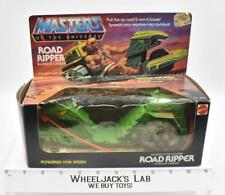 Road Ripper UNUSED STICKERS Boxed 1983 He-Man Masters of the Universe MOTU